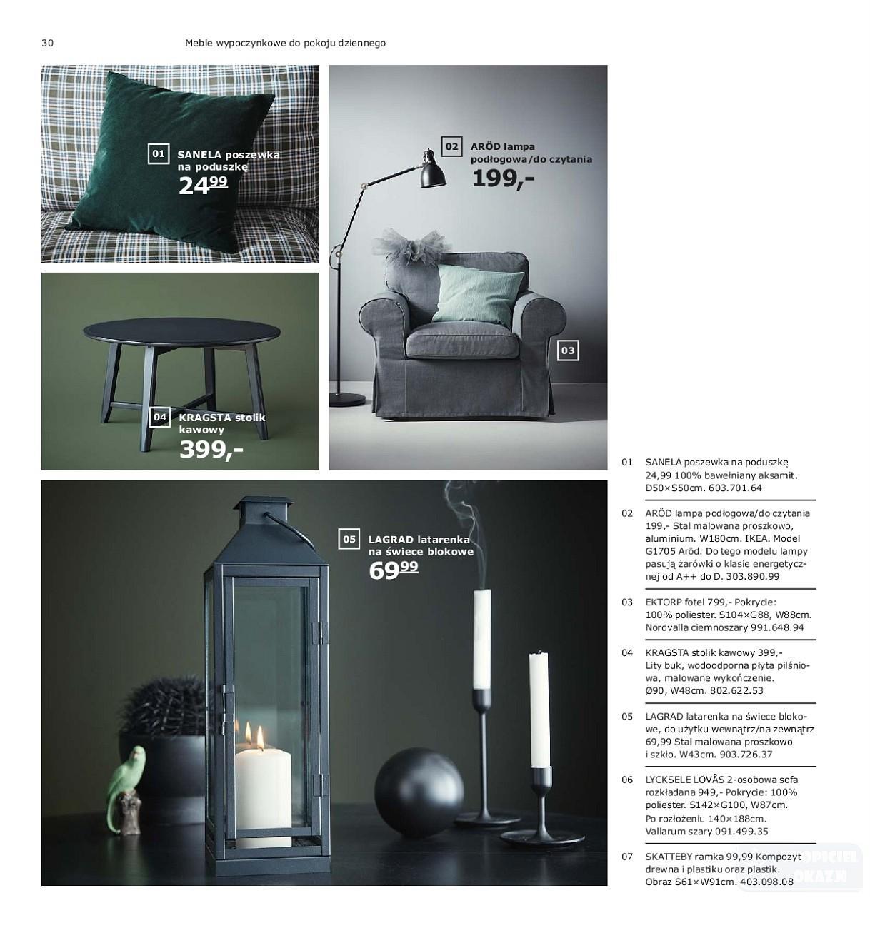 Gazetka promocyjna IKEA do 31/07/2019 str.30