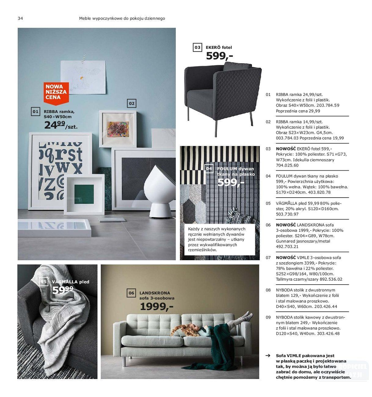 Gazetka promocyjna IKEA do 31/07/2019 str.34