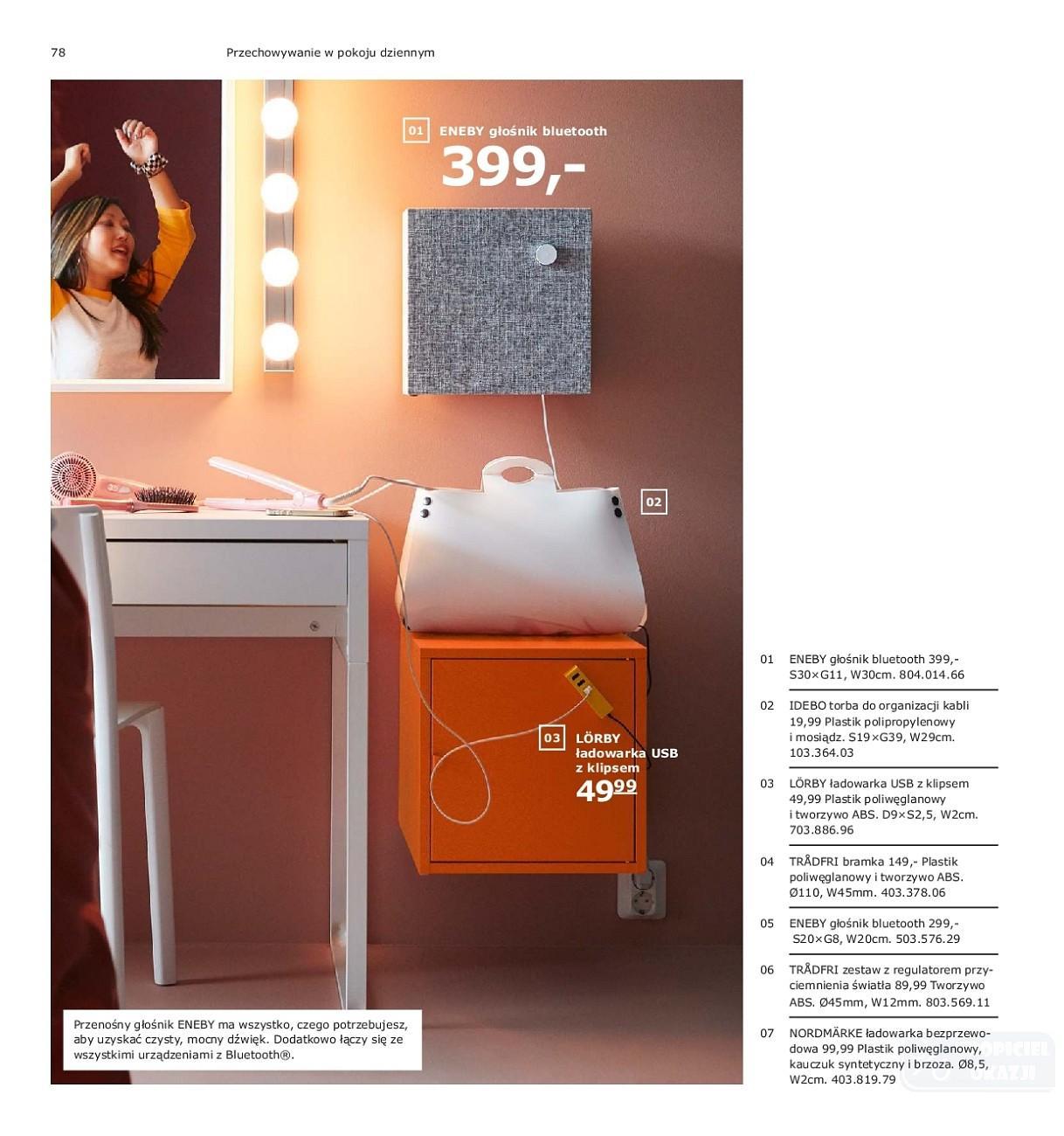 Gazetka promocyjna IKEA do 31/07/2019 str.78