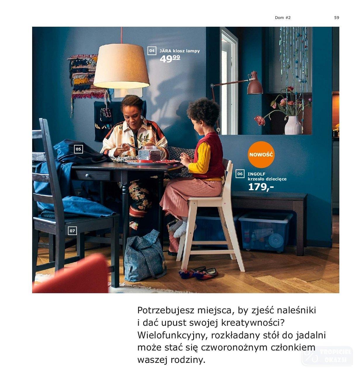 Gazetka promocyjna IKEA do 31/07/2019 str.58