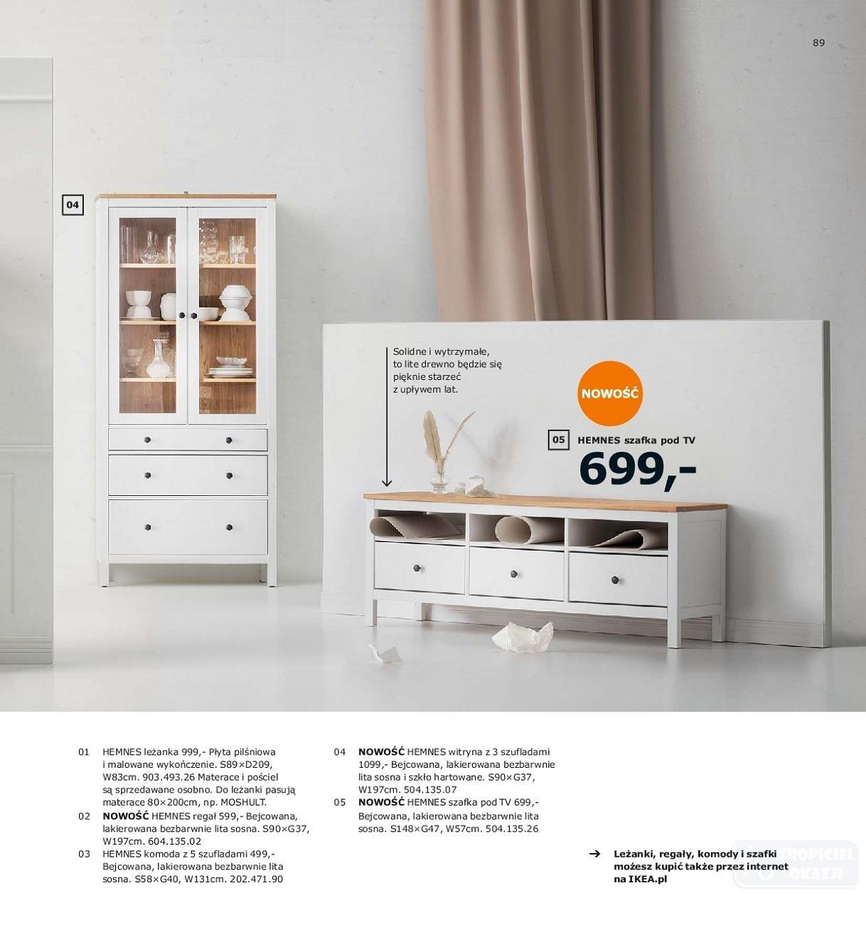 Gazetka promocyjna IKEA do 31/07/2019 str.89