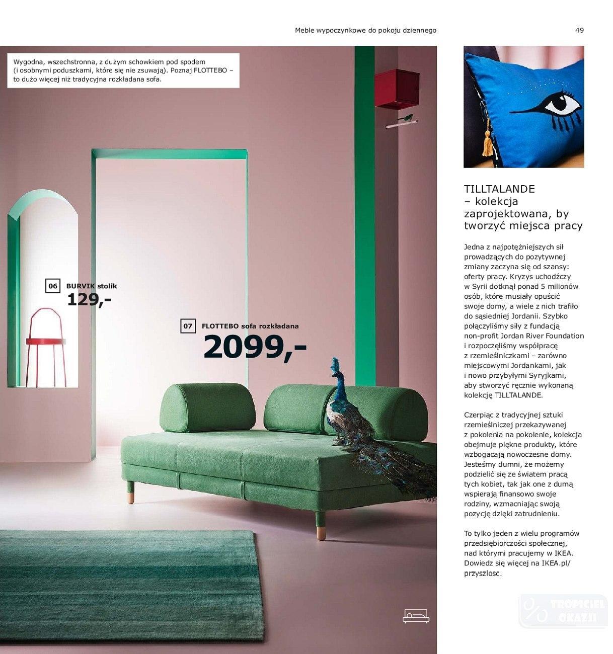 Gazetka promocyjna IKEA do 31/07/2019 str.49