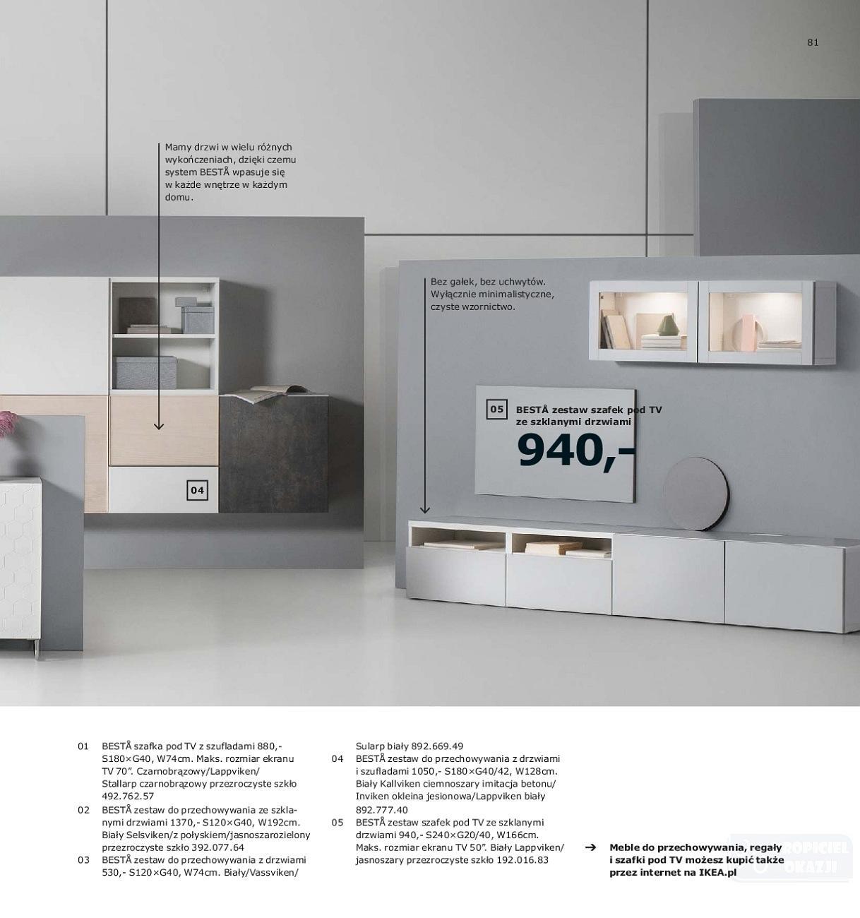 Gazetka promocyjna IKEA do 31/07/2019 str.81
