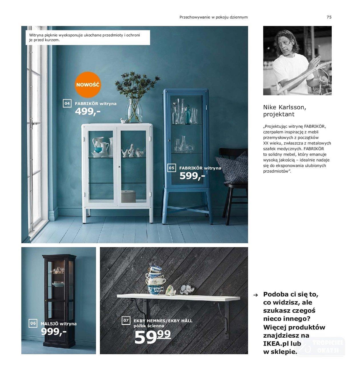 Gazetka promocyjna IKEA do 31/07/2019 str.75