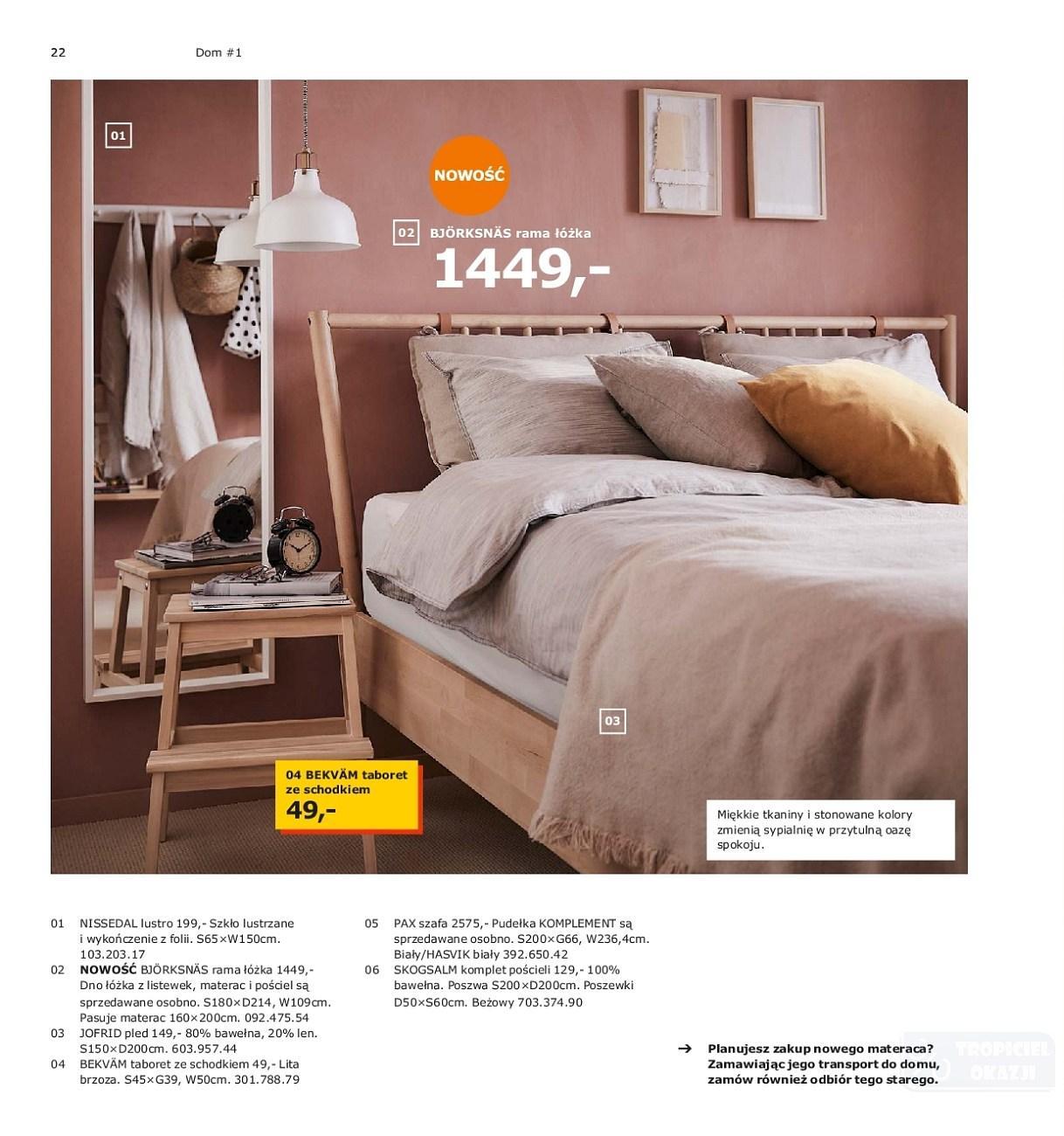 Gazetka promocyjna IKEA do 31/07/2019 str.22