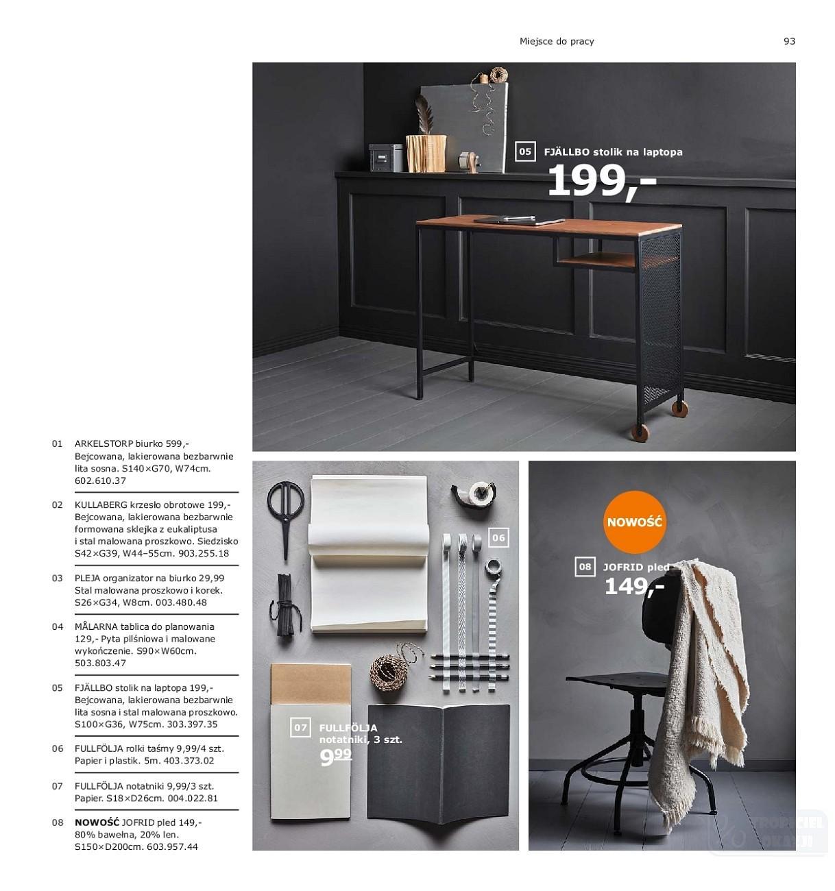 Gazetka promocyjna IKEA do 31/07/2019 str.93