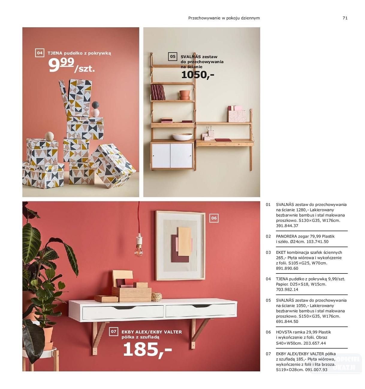 Gazetka promocyjna IKEA do 31/07/2019 str.71
