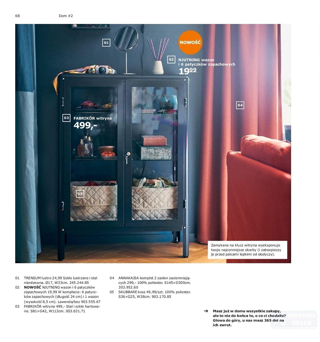 Gazetka promocyjna IKEA do 31/07/2019 str.68