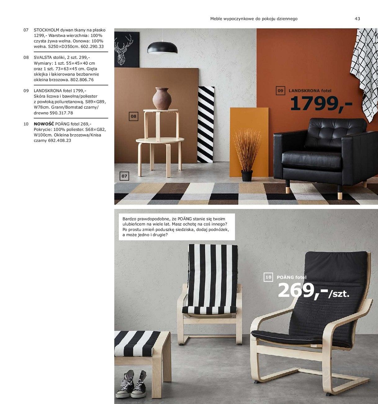 Gazetka promocyjna IKEA do 31/07/2019 str.43