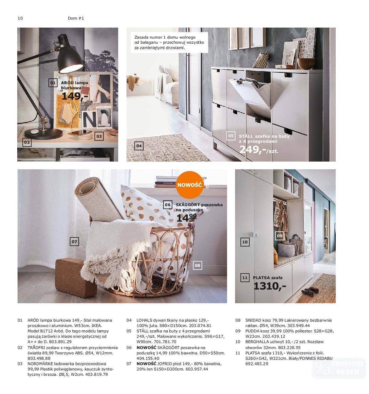 Gazetka promocyjna IKEA do 31/07/2019 str.10