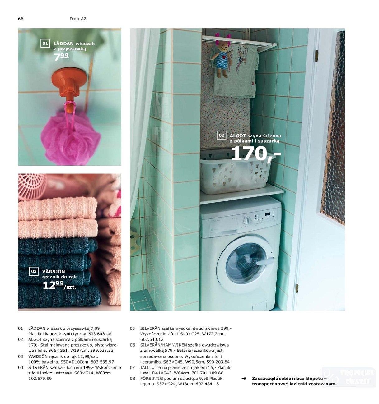 Gazetka promocyjna IKEA do 31/07/2019 str.66