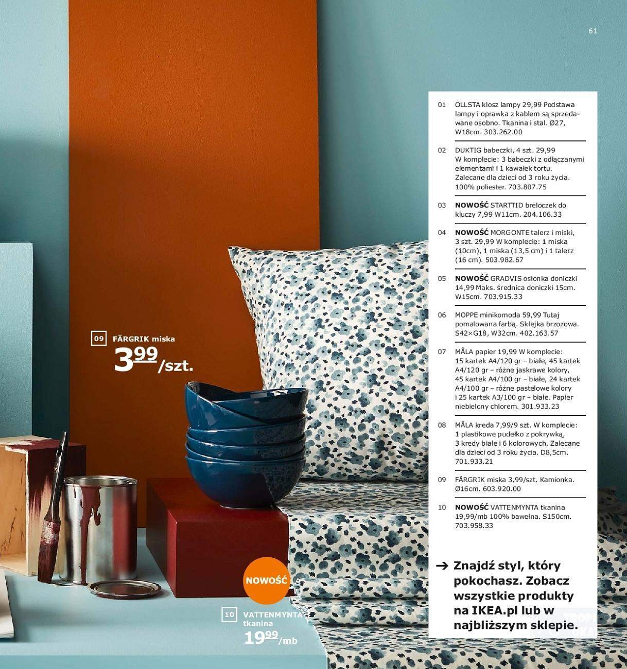 Gazetka promocyjna IKEA do 31/07/2019 str.61