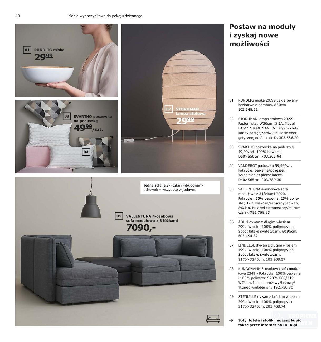 Gazetka promocyjna IKEA do 31/07/2019 str.40