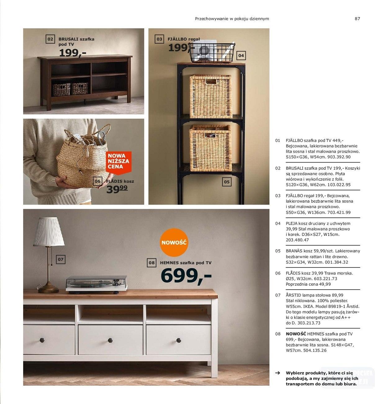 Gazetka promocyjna IKEA do 31/07/2019 str.87