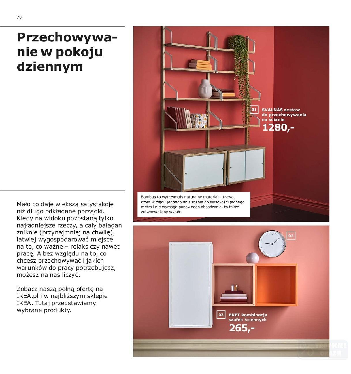 Gazetka promocyjna IKEA do 31/07/2019 str.70