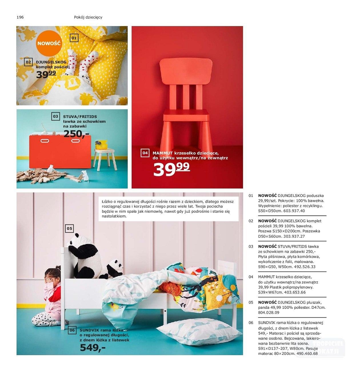 gazetka promocyjna i reklamowa ikea katalog 2019 od 17 08 2018 do 31 07 2019. Black Bedroom Furniture Sets. Home Design Ideas