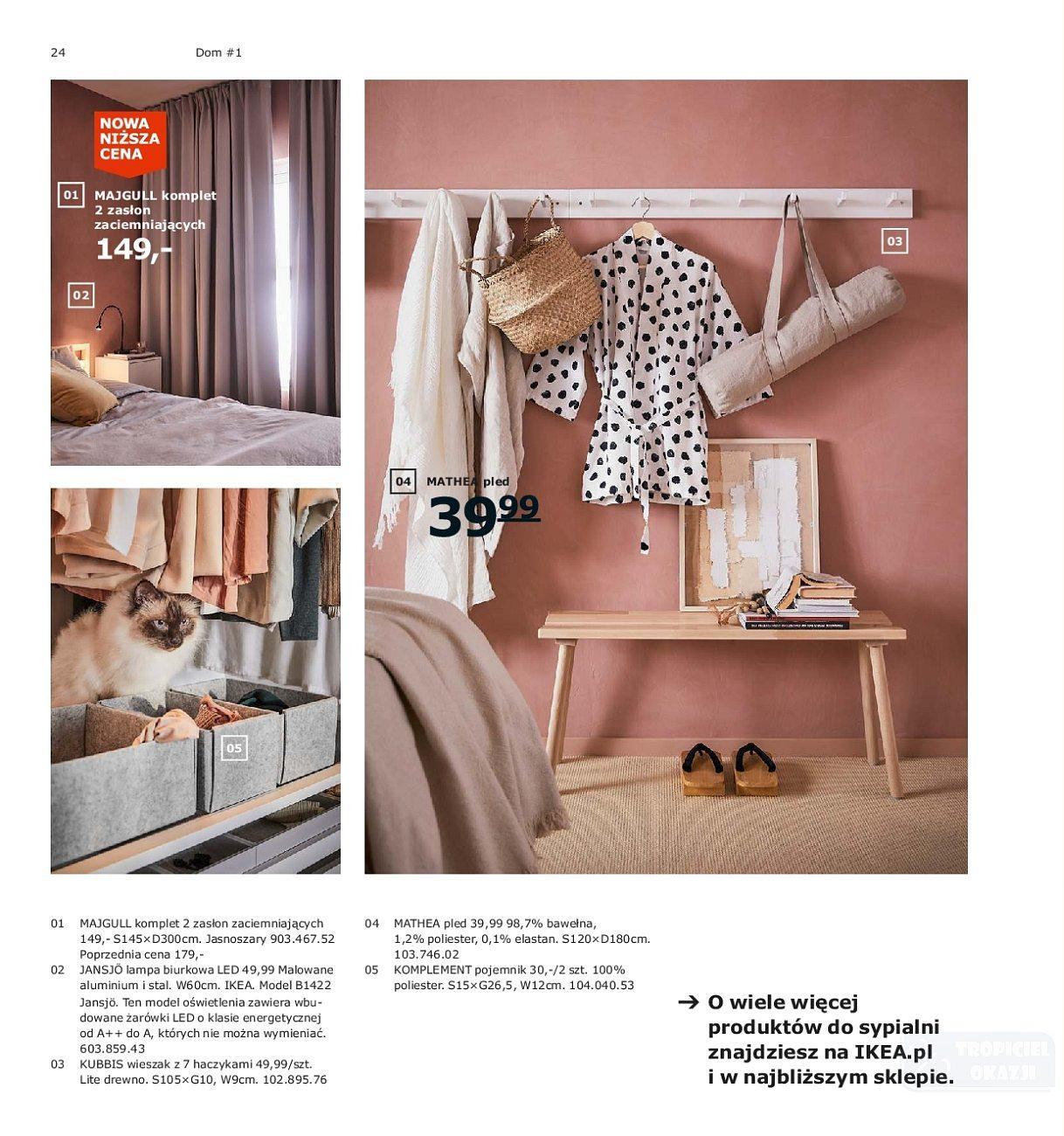 Gazetka promocyjna IKEA do 31/07/2019 str.24