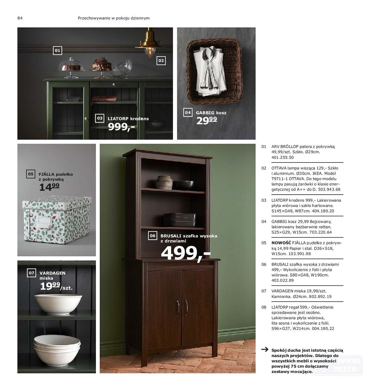 Gazetka promocyjna IKEA do 31/07/2019 str.84