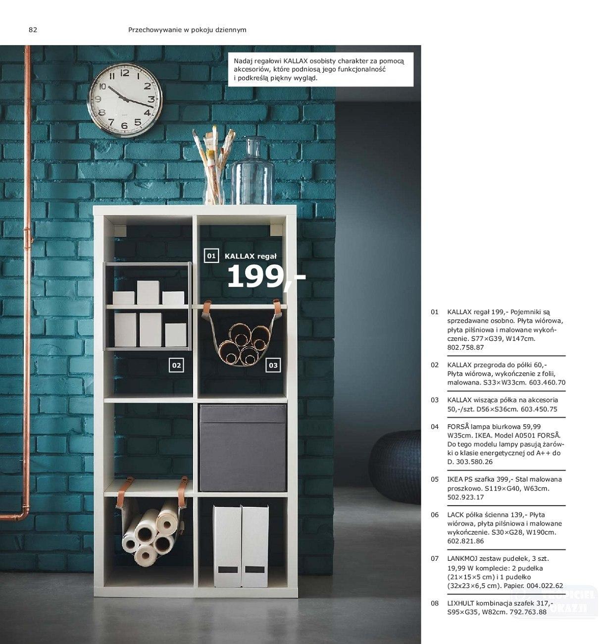 Gazetka promocyjna IKEA do 31/07/2019 str.82