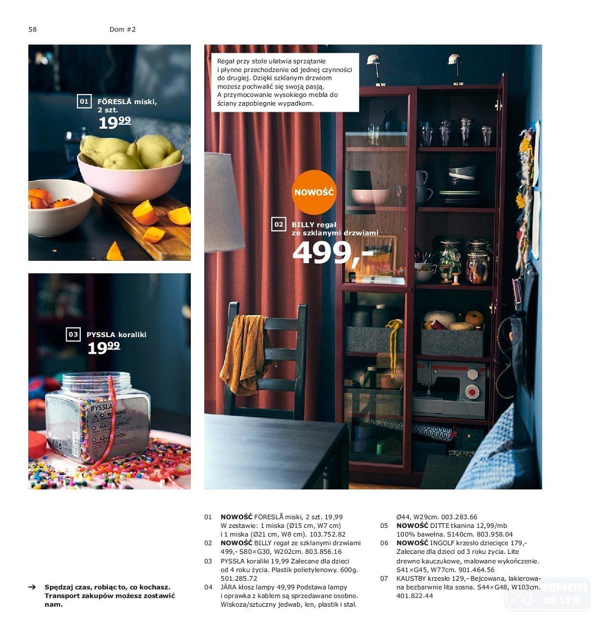 Gazetka promocyjna IKEA do 31/07/2019 str.57