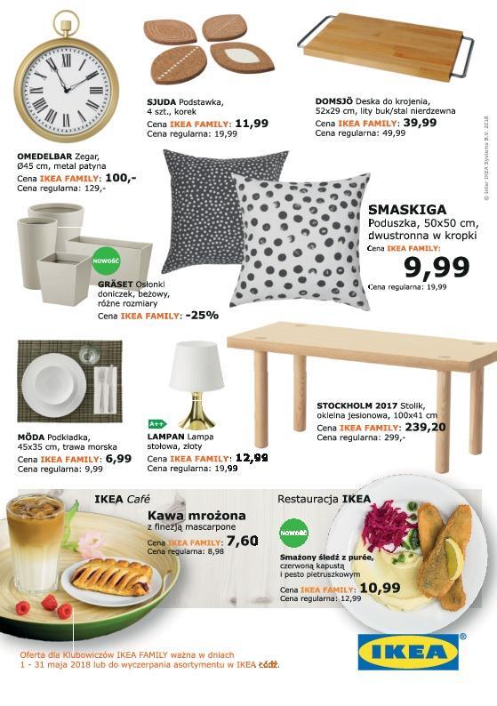 Gazetka promocyjna IKEA do 31/05/2018 str.2