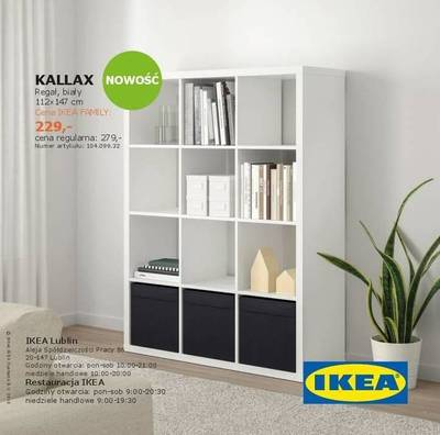 Ikea Lublin 01.2019