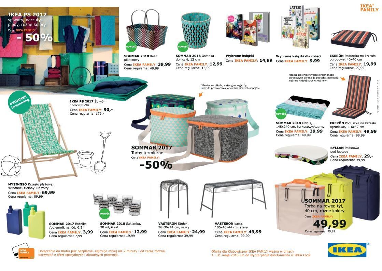 Gazetka promocyjna IKEA do 31/05/2018 str.1