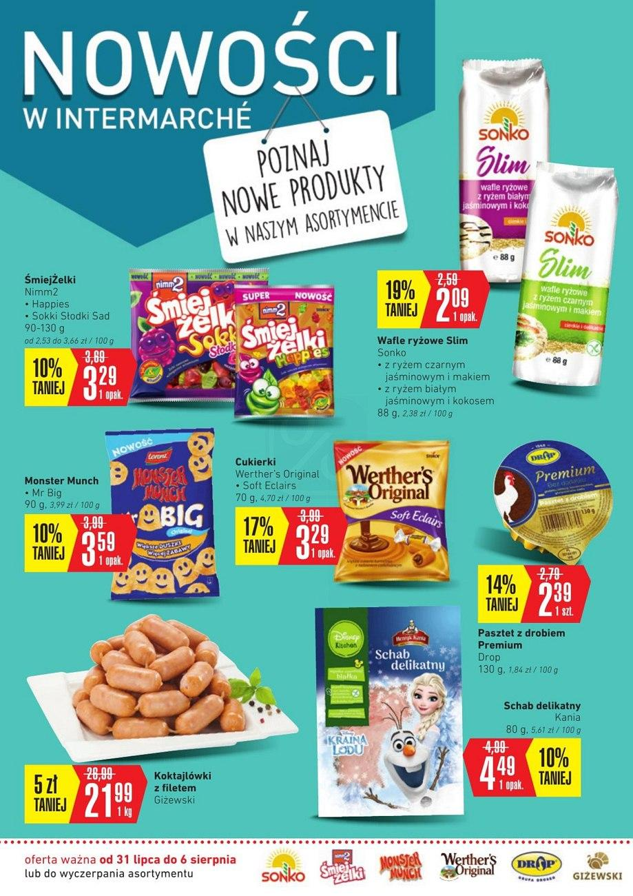 Gazetka promocyjna Intermarche do 06/08/2018 str.19