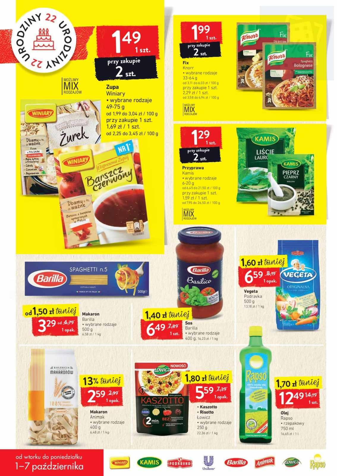 Gazetka promocyjna Intermarche do 07/10/2019 str.17