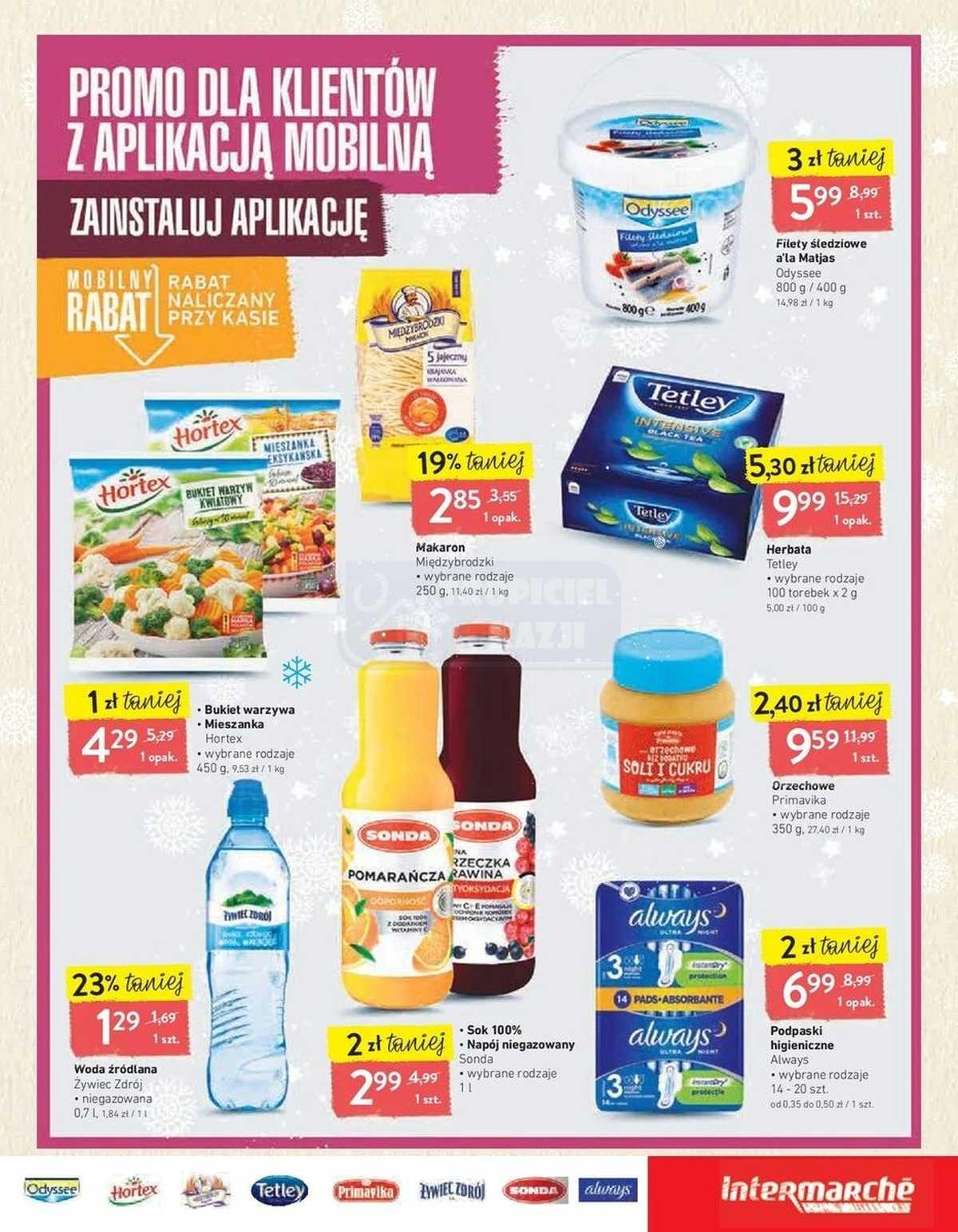Gazetka promocyjna Intermarche do 09/12/2019 str.19
