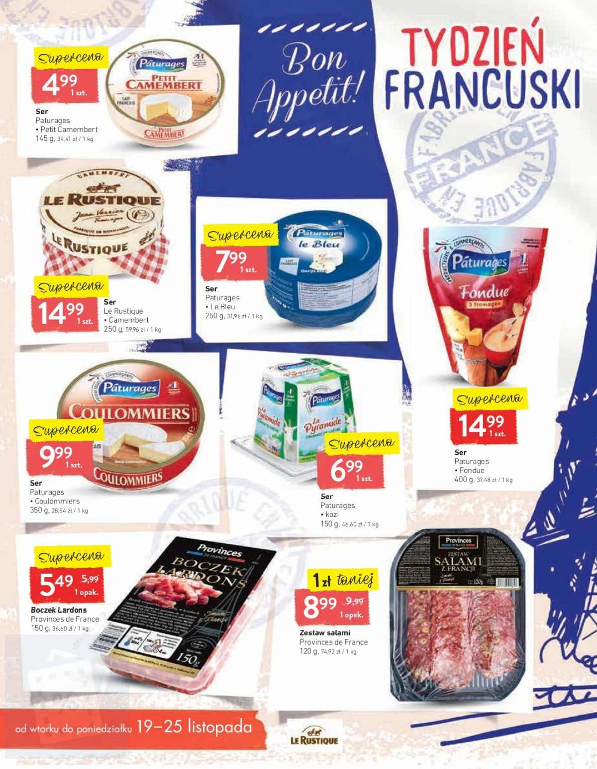 Gazetka promocyjna Intermarche do 25/11/2019 str.15
