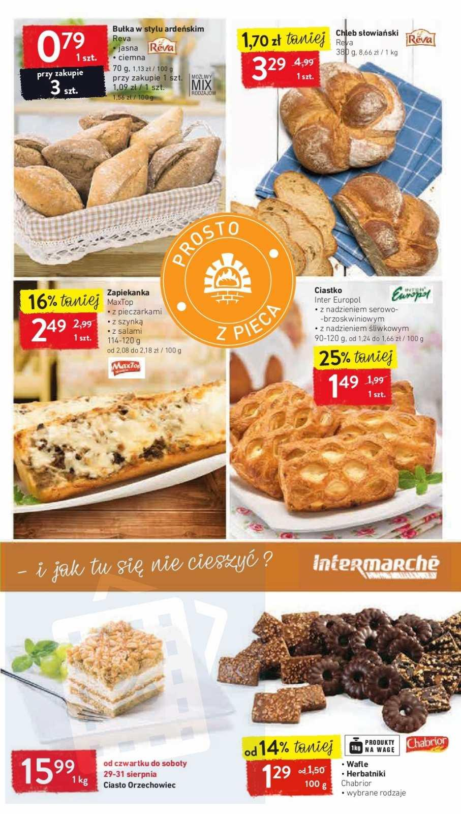 Gazetka promocyjna Intermarche do 02/09/2019 str.8