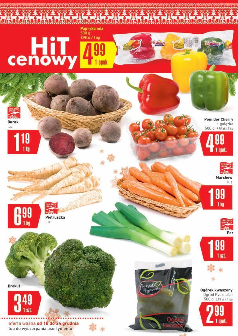 Gazetka promocyjna Intermarche do 24/12/2018 str.7