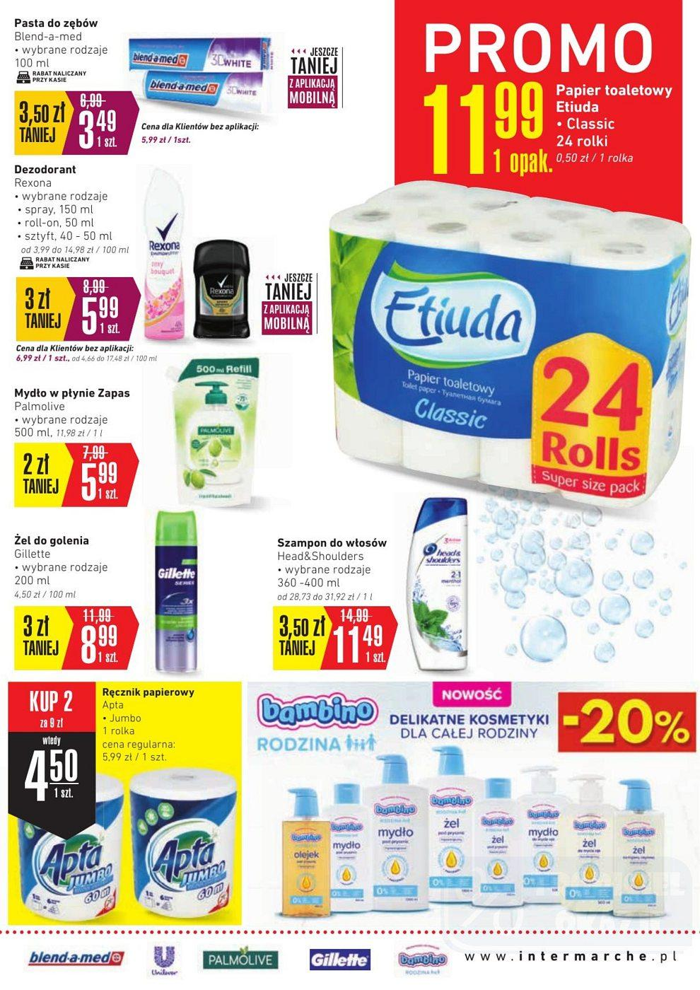 Gazetka promocyjna Intermarche do 08/10/2018 str.21