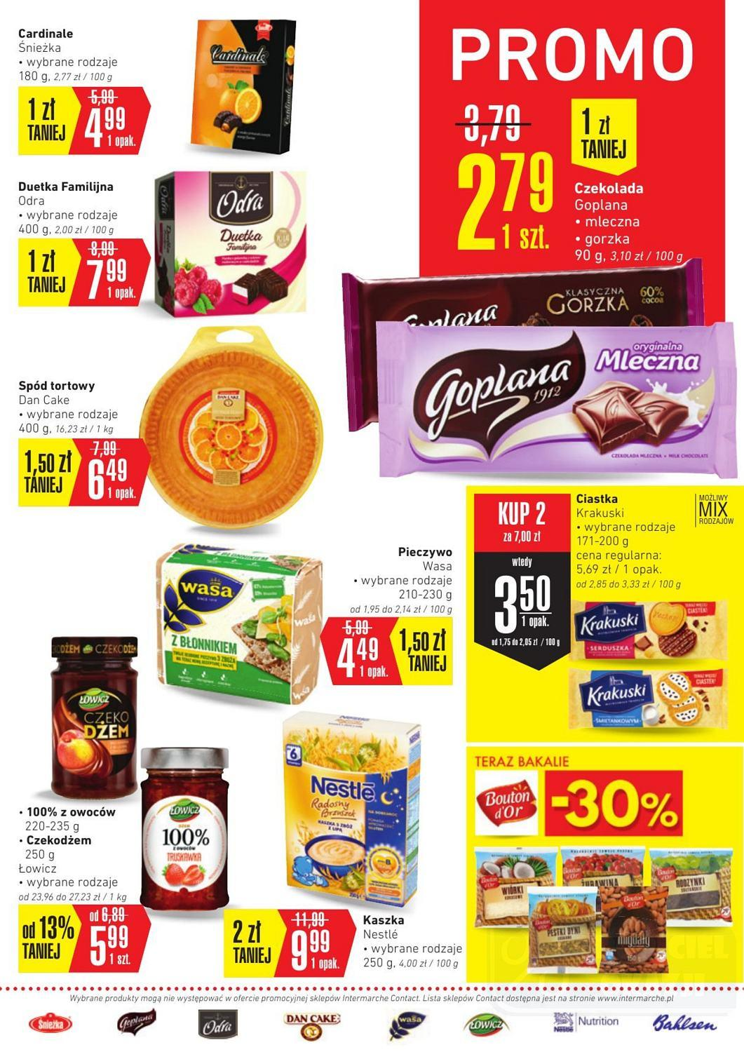 Gazetka promocyjna Intermarche do 01/10/2018 str.13