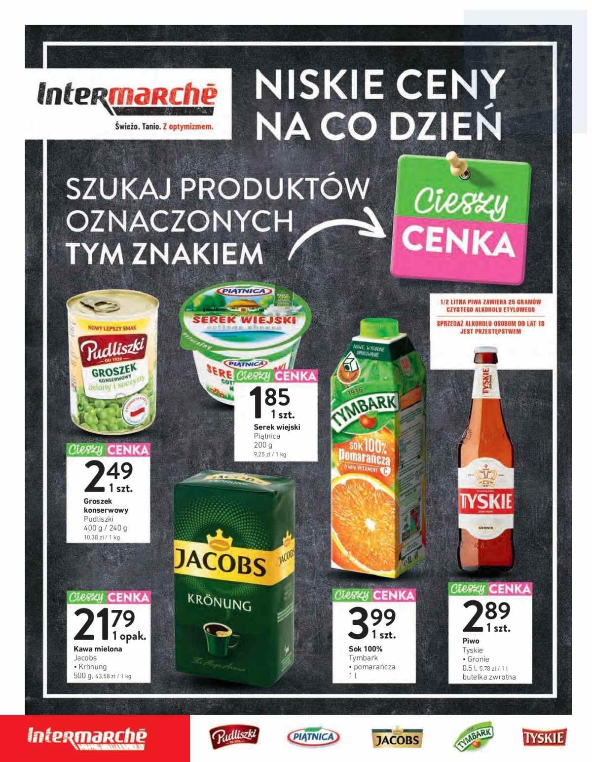 Gazetka promocyjna Intermarche do 18/11/2019 str.25