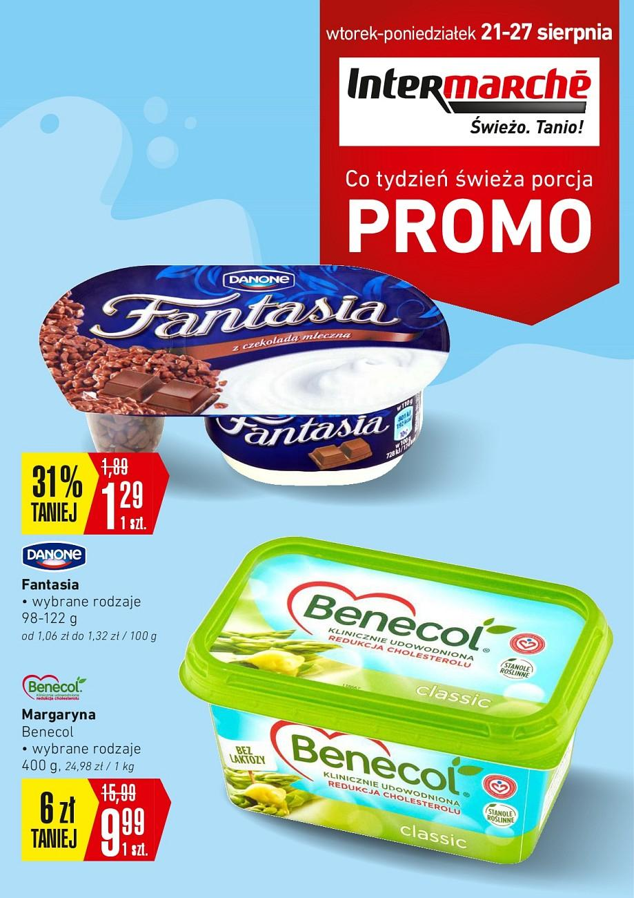 Gazetka promocyjna Intermarche do 27/08/2018 str.0