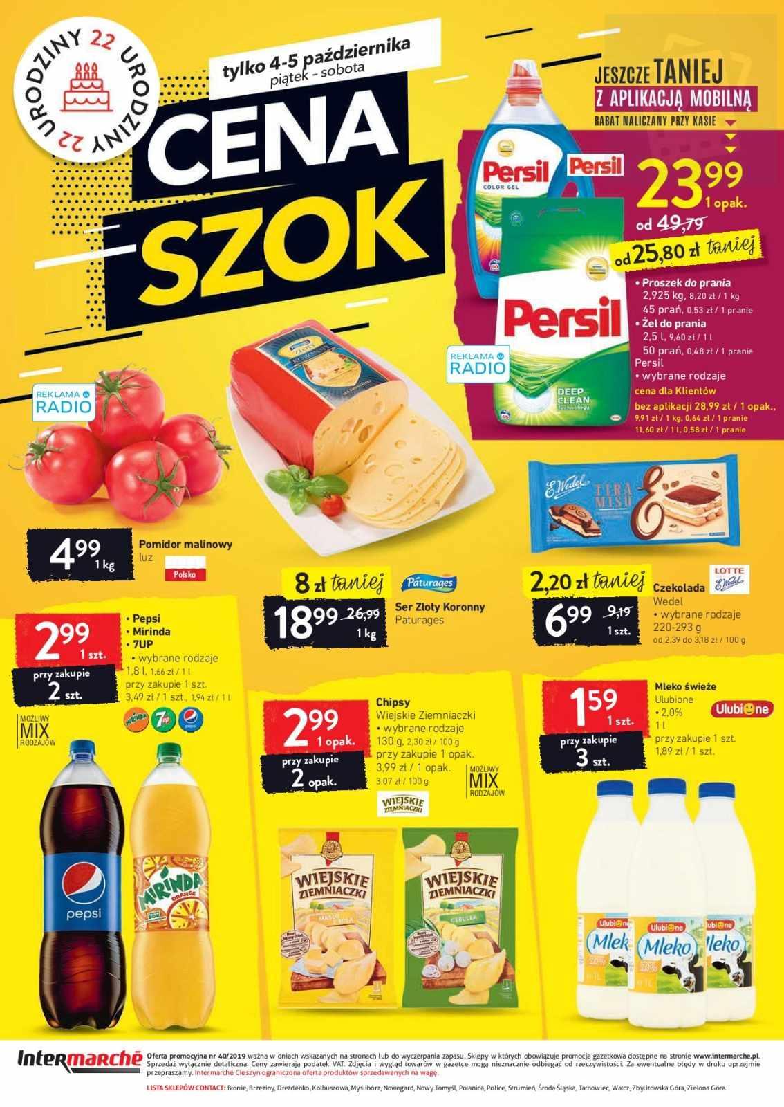 Gazetka promocyjna Intermarche do 07/10/2019 str.27