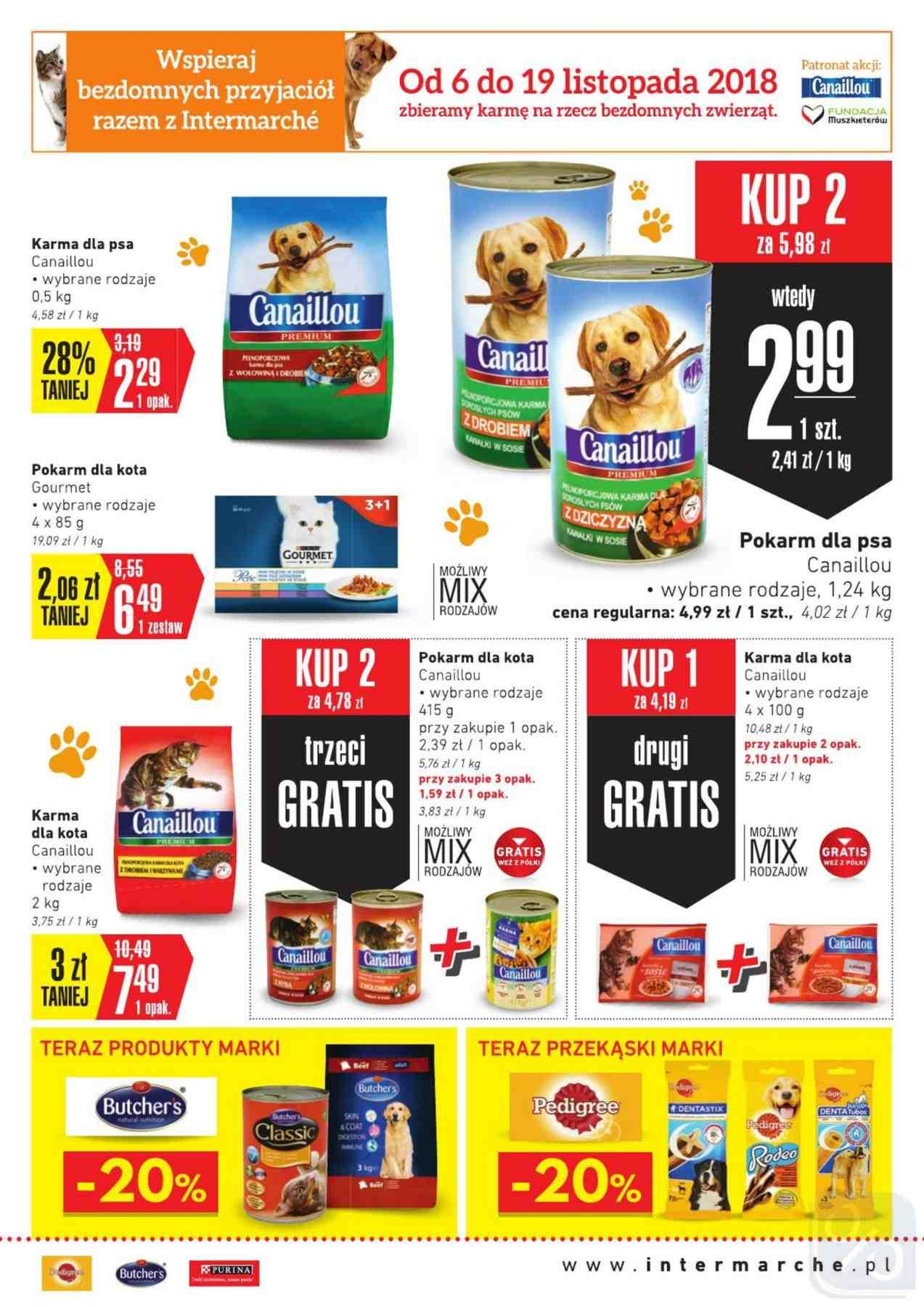 Gazetka promocyjna Intermarche do 12/11/2018 str.12