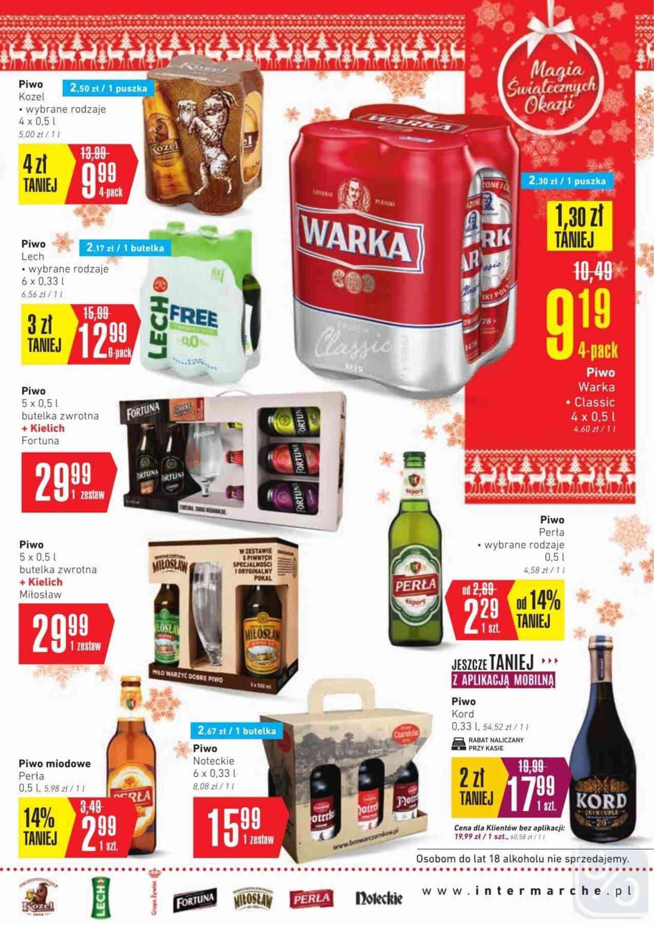 Gazetka promocyjna Intermarche do 10/12/2018 str.18