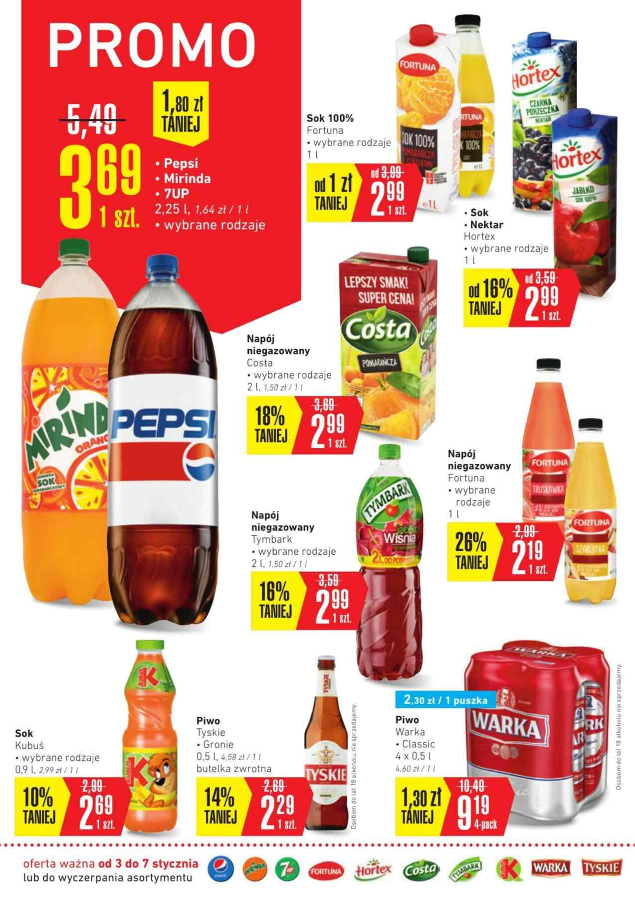 Gazetka promocyjna Intermarche do 07/01/2019 str.7