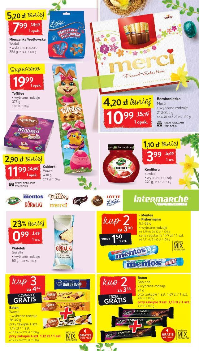 Gazetka promocyjna Intermarche do 08/04/2019 str.16