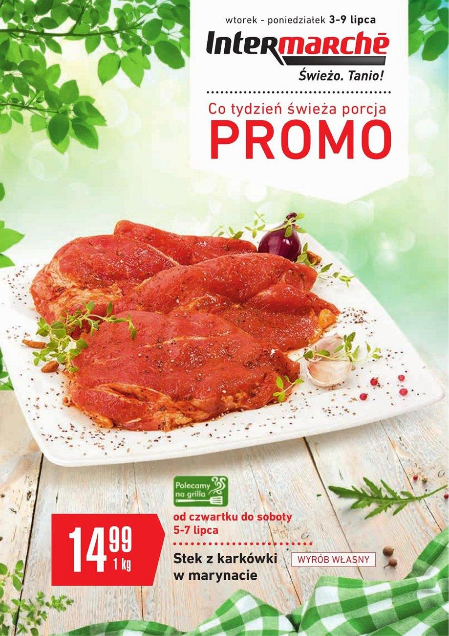 Gazetka promocyjna Intermarche do 09/07/2018 str.0