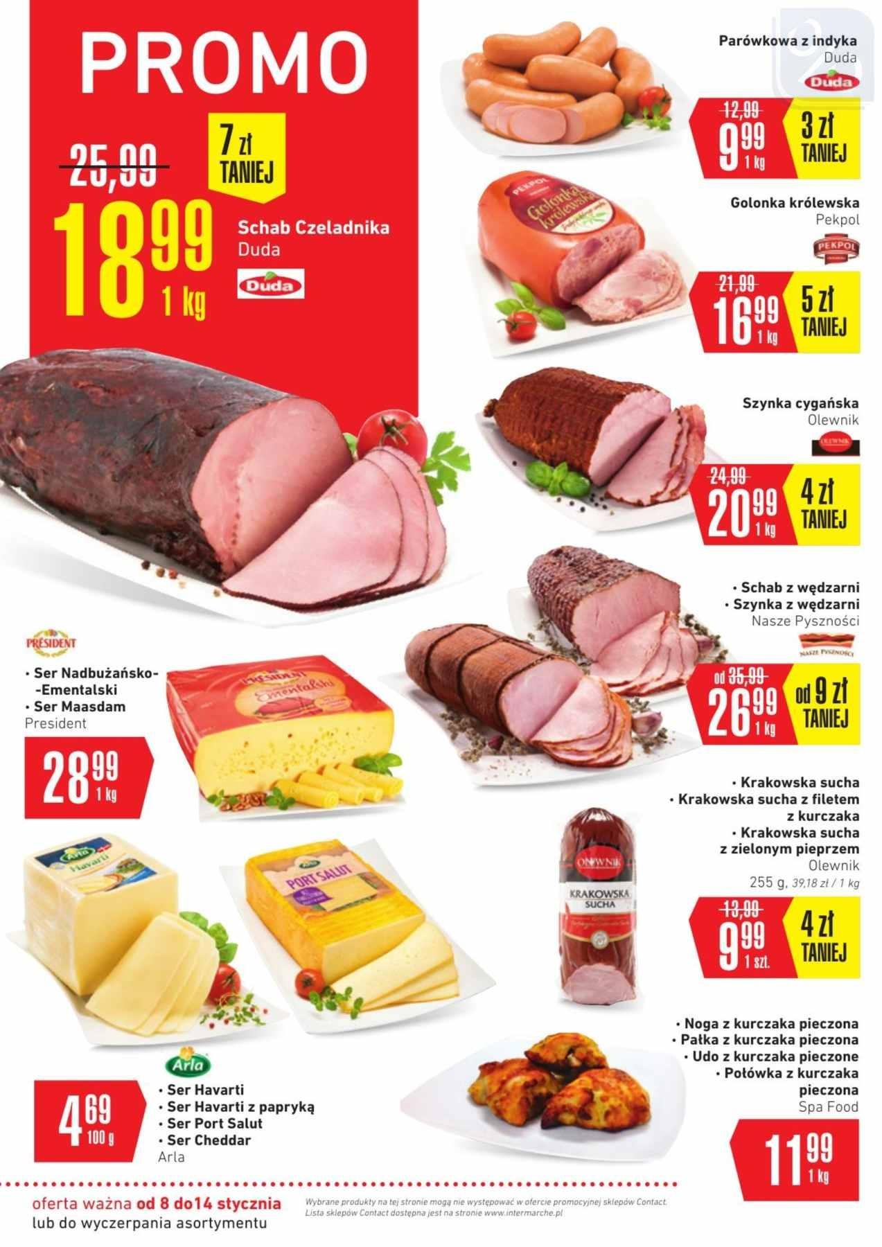 Gazetka promocyjna Intermarche do 14/01/2019 str.6