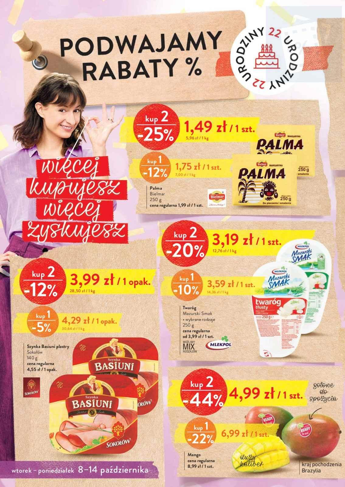 Gazetka promocyjna Intermarche do 14/10/2019 str.2