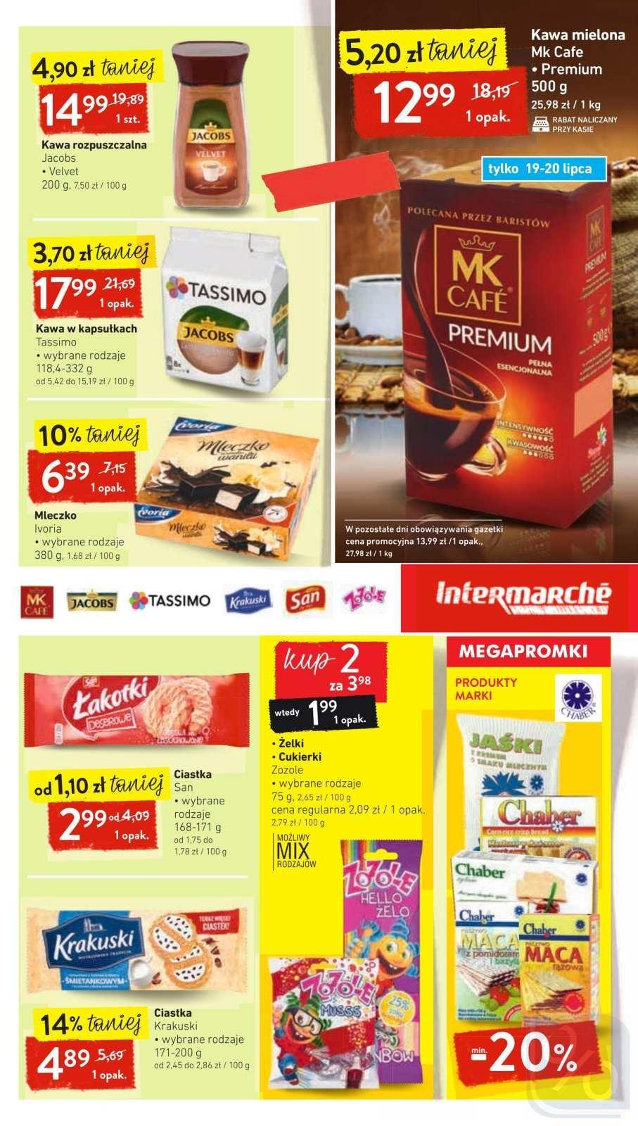 Gazetka promocyjna Intermarche do 22/07/2019 str.12