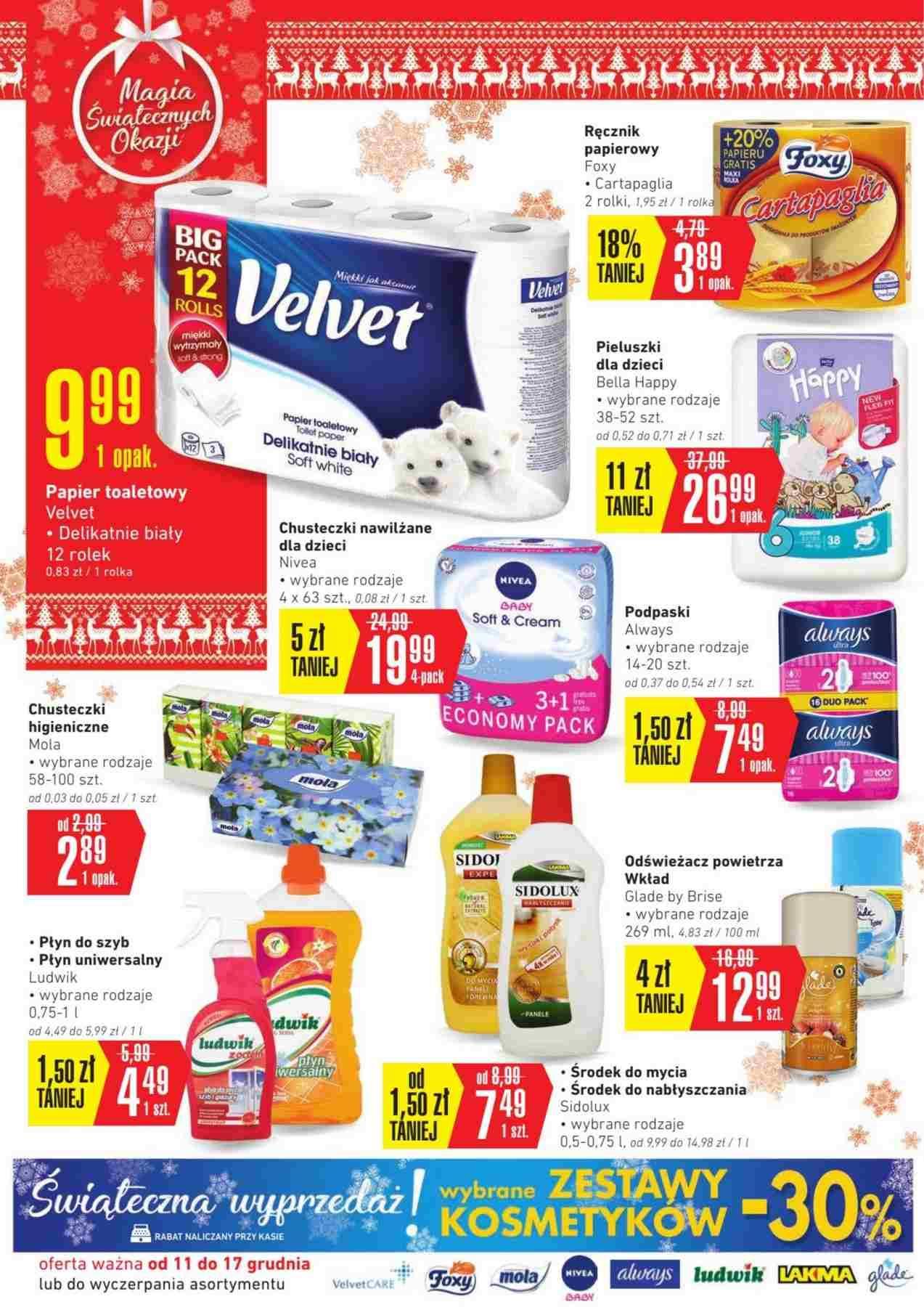 Gazetka promocyjna Intermarche do 17/12/2018 str.24