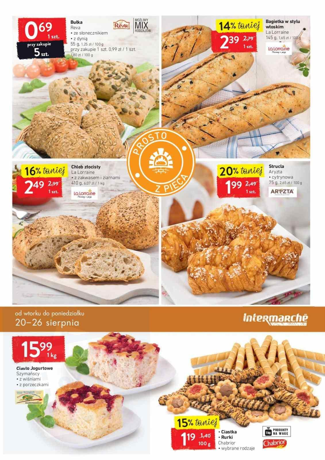 Gazetka promocyjna Intermarche do 26/08/2019 str.10