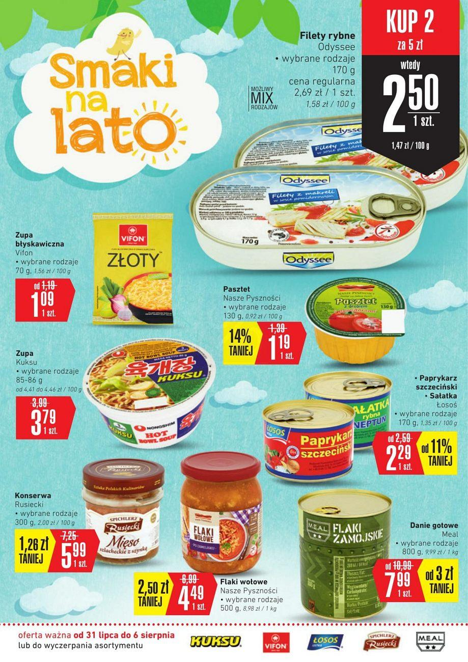 Gazetka promocyjna Intermarche do 06/08/2018 str.10