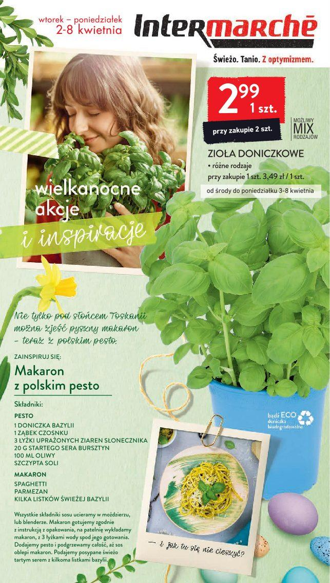 Gazetka promocyjna Intermarche do 08/04/2019 str.0